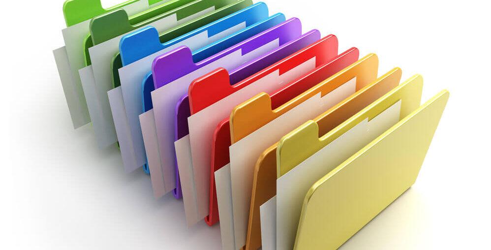 названия файлов в папке